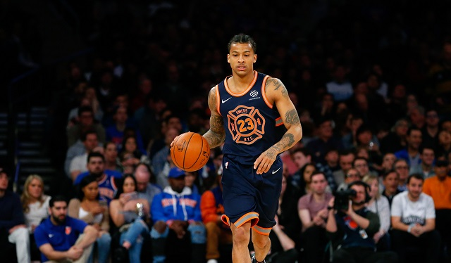 New York Knicks: Why Trae Young When They Already Have Trey Burke?
